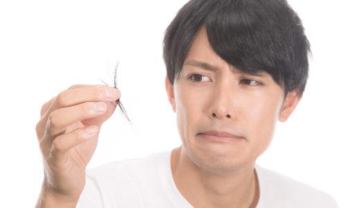 【1ヶ月目】AGA治療の副作用「初期脱毛」がひどい!いつまで続くのか…【体験談】