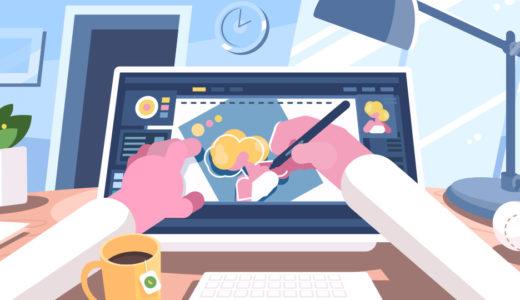 【現役が語る】イラストが描けなくてもwebデザイナーになれます。