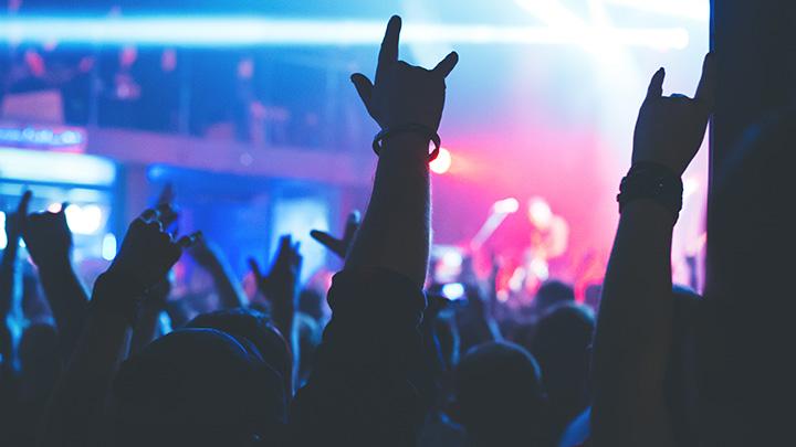 ライブやコンサート